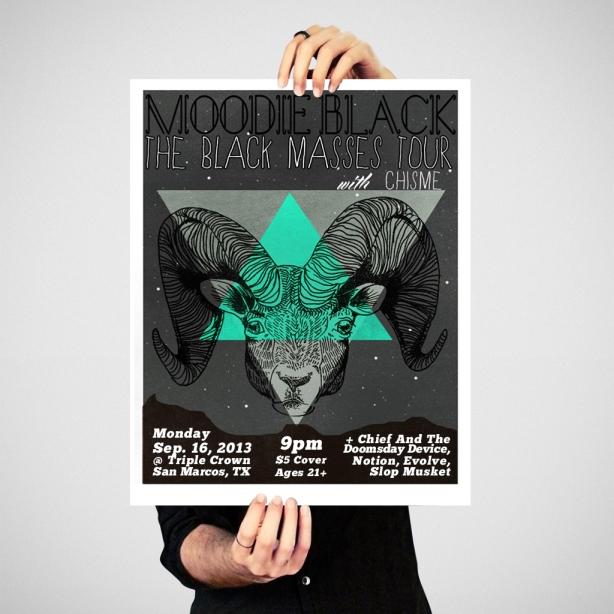 moodieblack