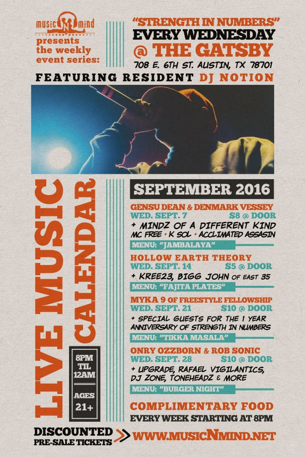 music-show-calendar-letter
